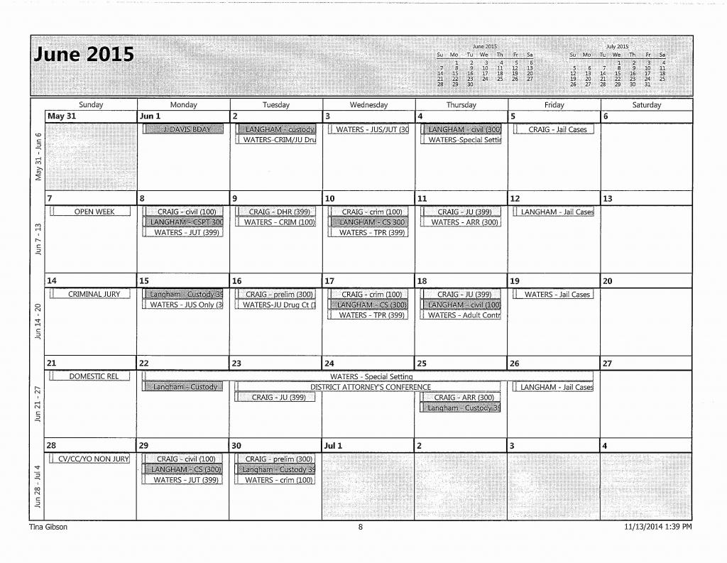 Nc District Courts Calendar - Calendar Template 2021 regarding Defendent Query For Nc Court Date