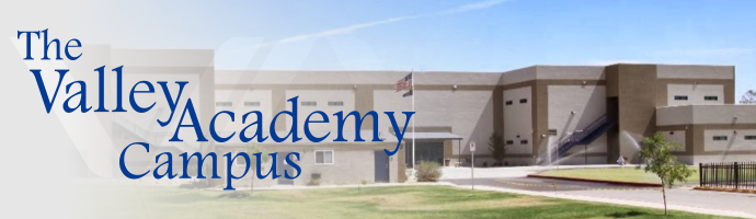 Our Campus   Valley Academy with regard to North Canyon High School Calendar Phoenix