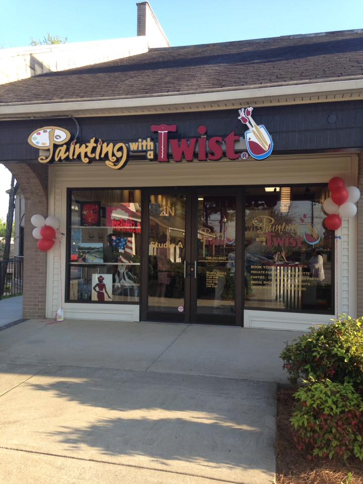 Painting With A Twist: Review regarding Painting With A Twist Calnder