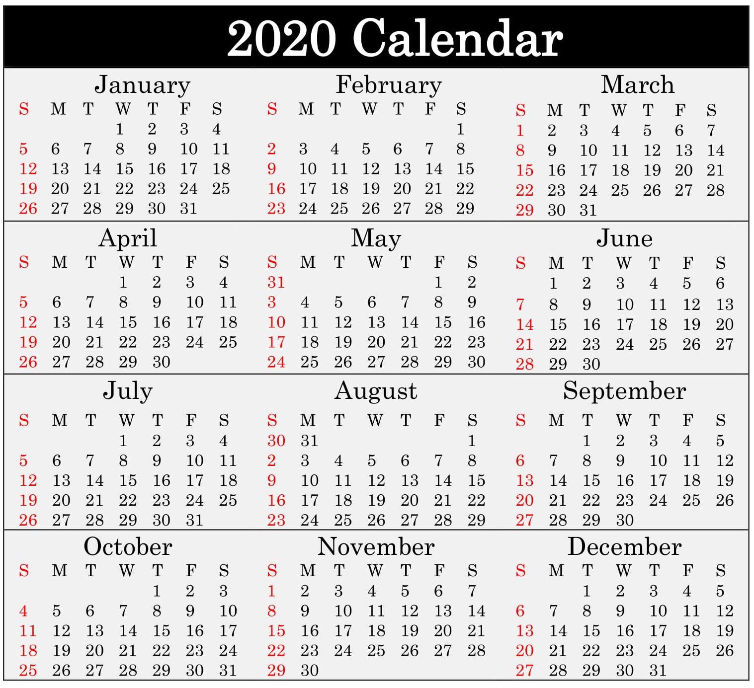 Printable 2020 Julian Calendar | Free Printable Calendar with regard to Julian Date The Years Only 2022