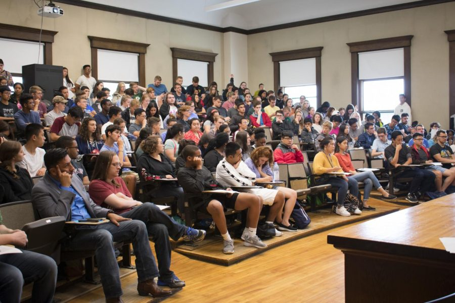 Record-Breaking Class Size Overcrowds Dorms - The Observer pertaining to 2022 Fall Tv Schedule Printable
