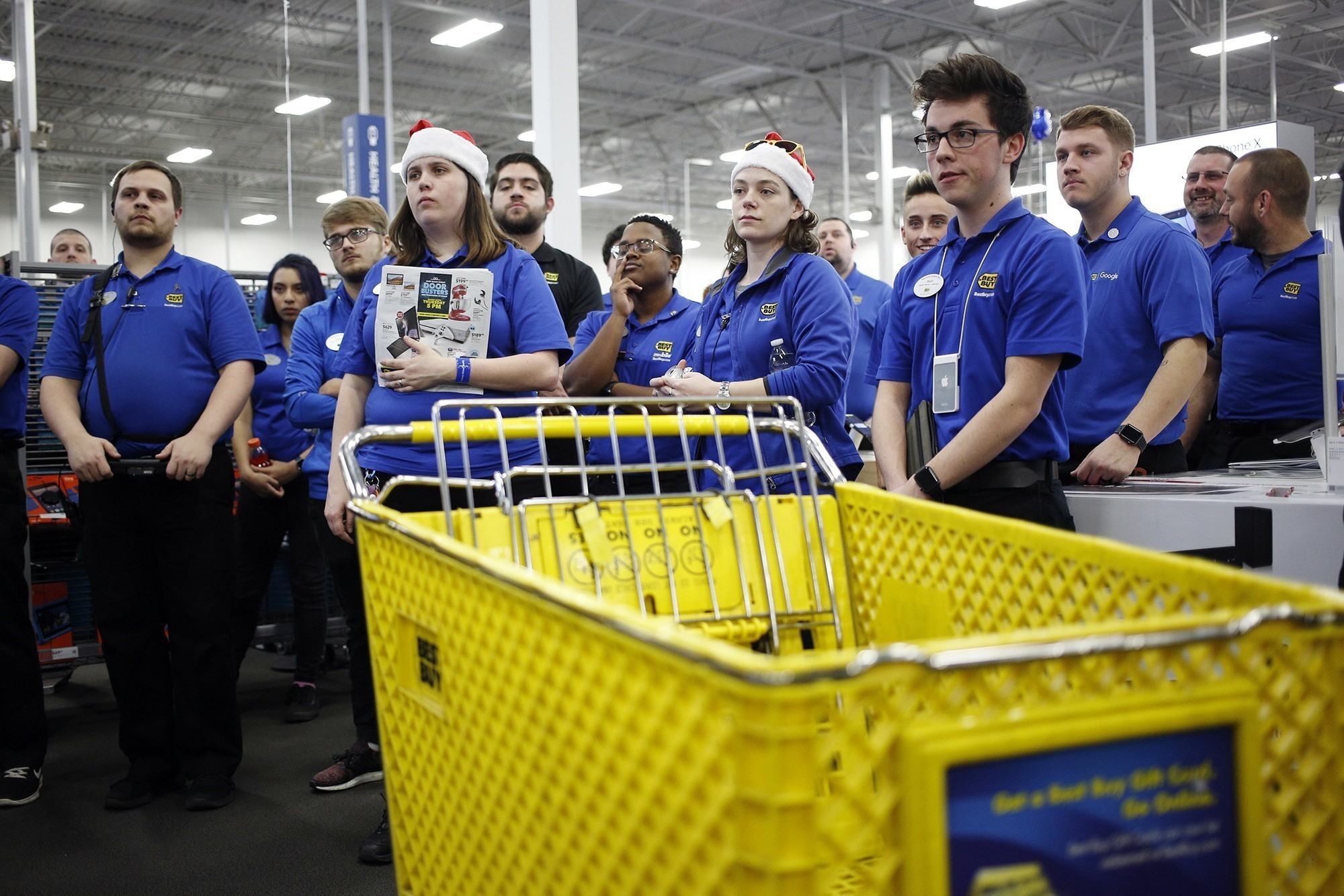 Retail Jobs In Usa Takes A Disastrous Dip, Europe To pertaining to National Retail Federation 4 5 4 Calendar