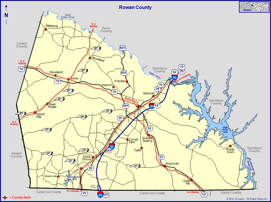 Rowan County, North Carolina throughout Nc Court Dates By Name
