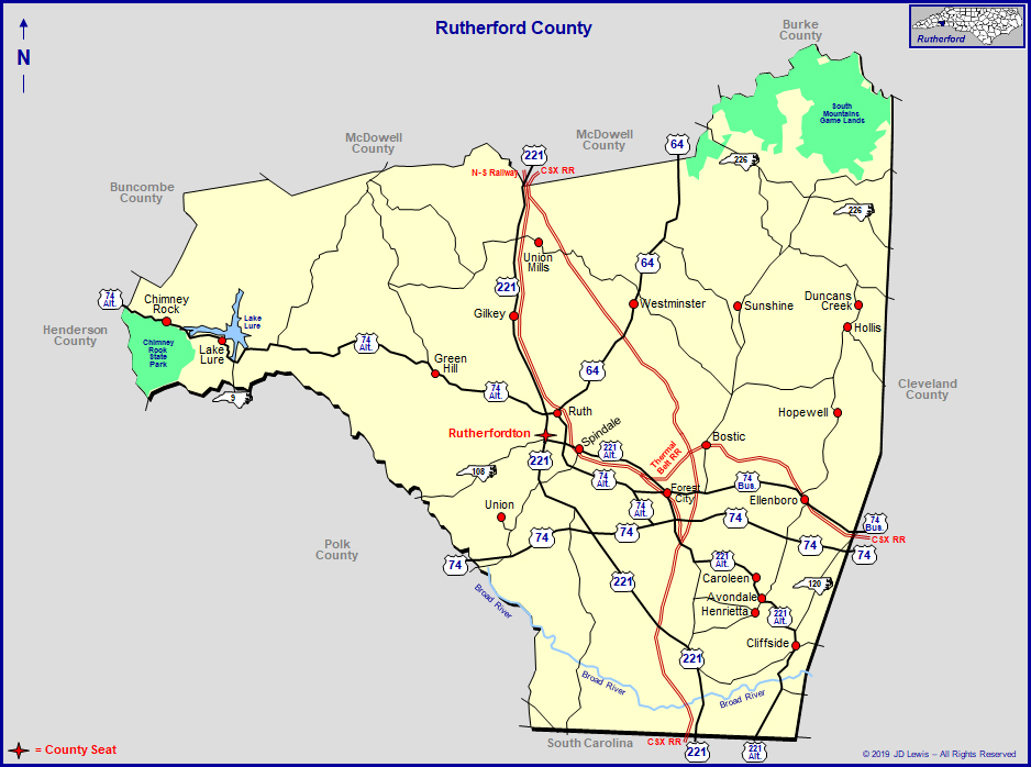 Rutherford County, North Carolina pertaining to Nc Court Dates By Name