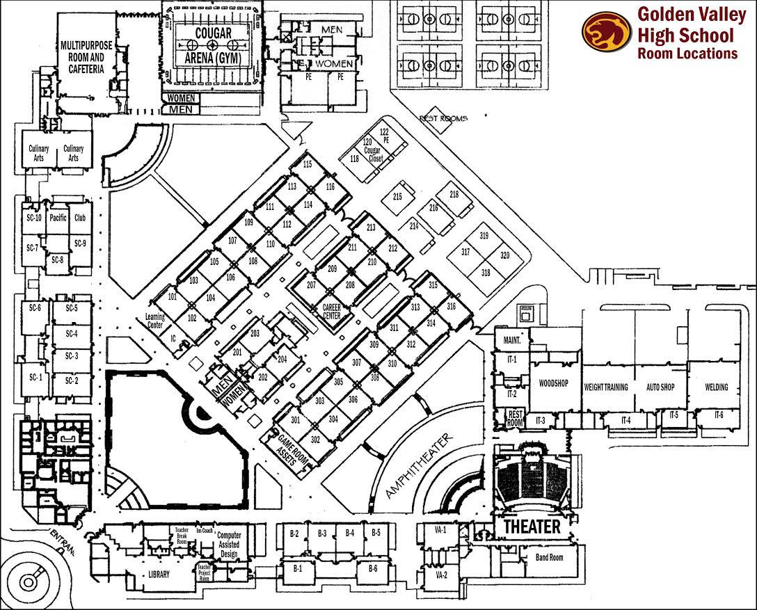 School Map inside Merced City Schools Calendar