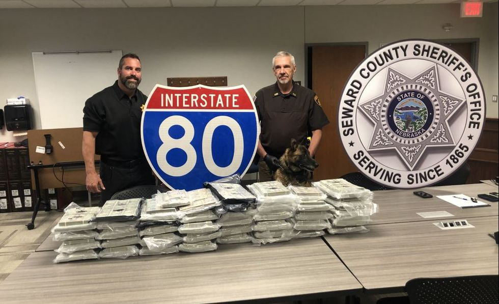 Seward County Sheriff Pulls Man Over For Lane Change intended for Lane County Court Holiday Calendar
