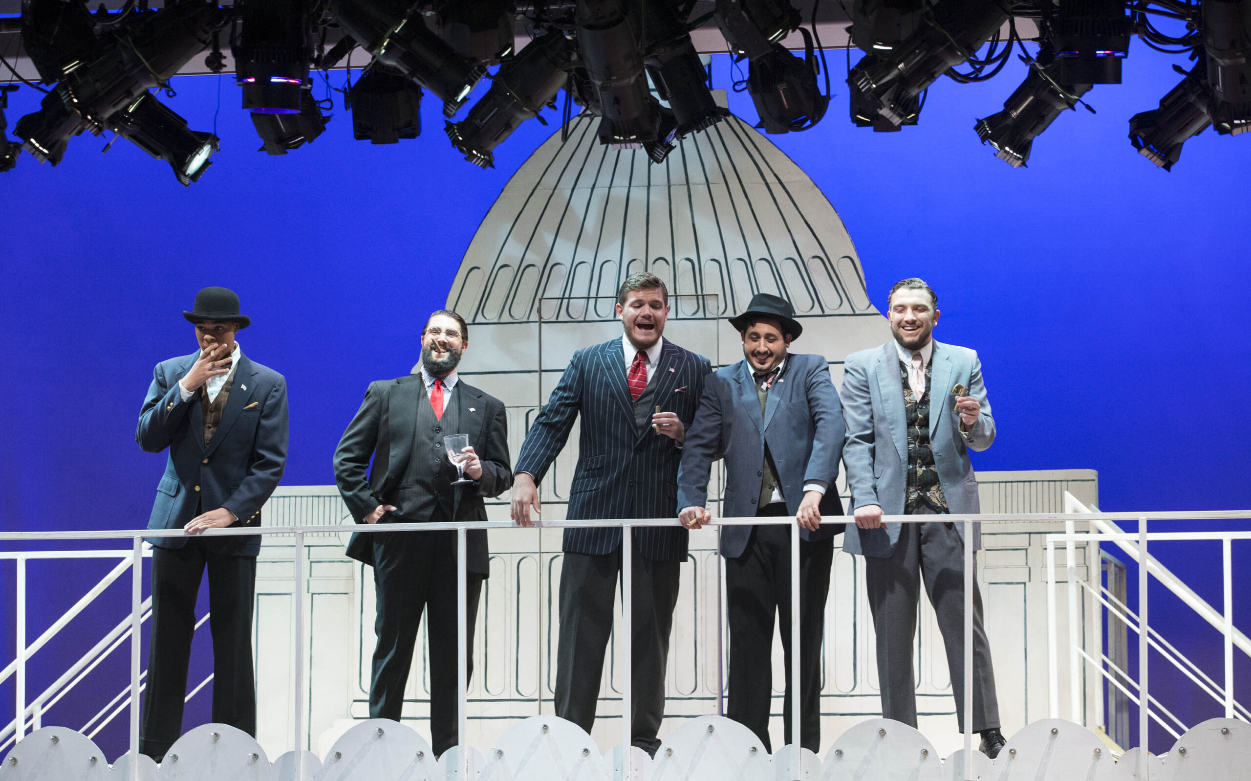 Slideshow: 'Of Thee I Sing' Opens At Ethington Theatre in Gcu Academic Calendar 20 21