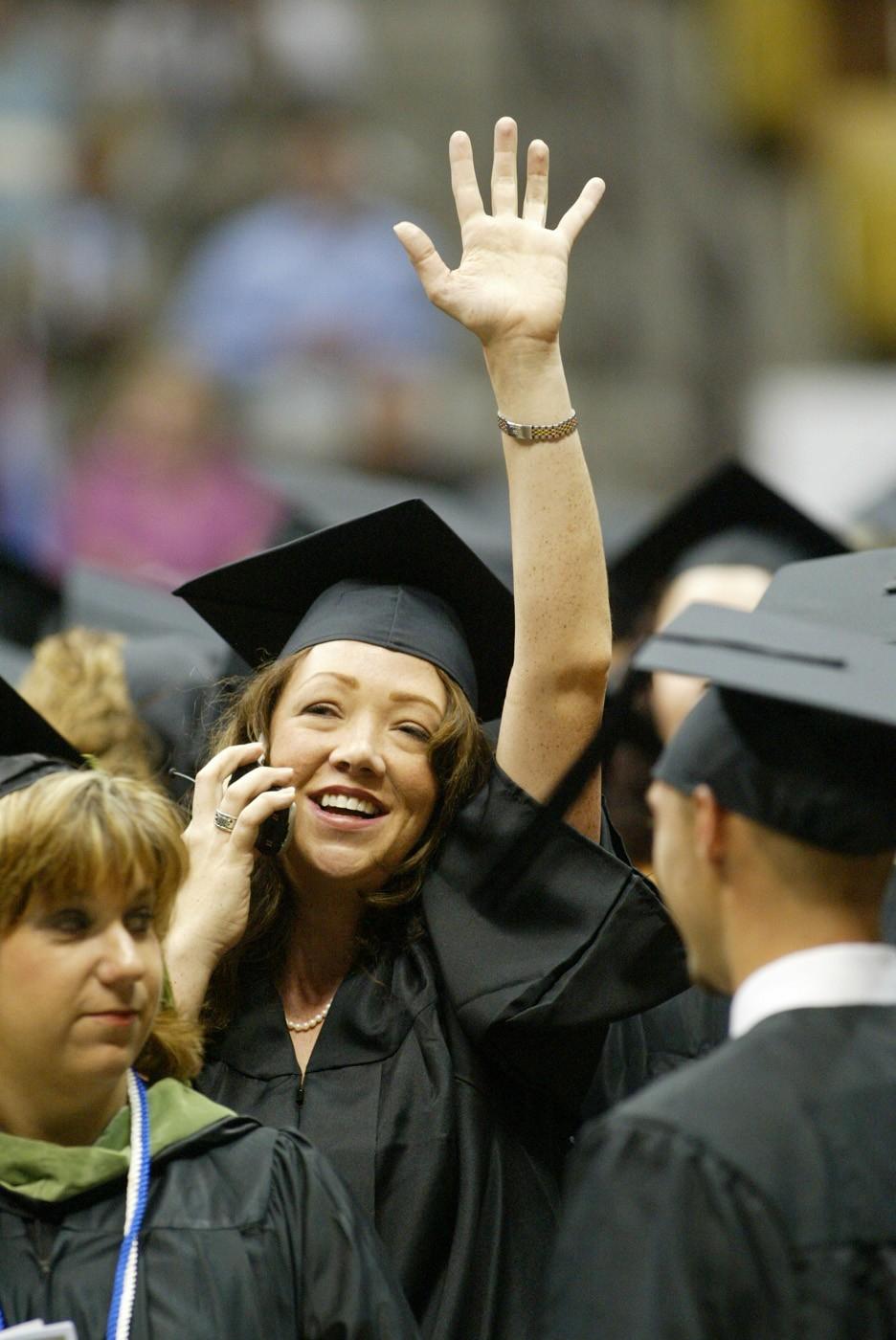 Slu News-Spring 2003 Graduates pertaining to Southestern Louisiana Spring 2022