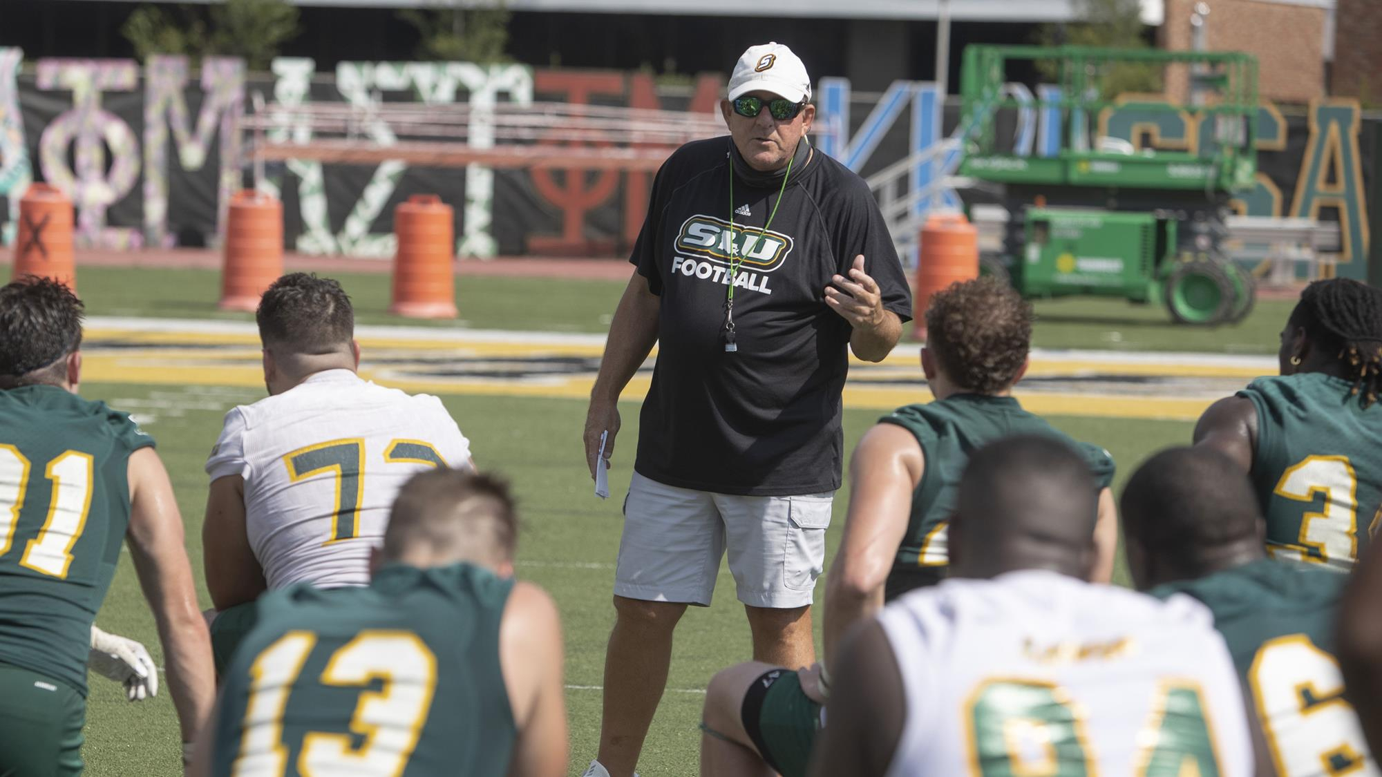 Slu Set To Open Fall Practice Preparations For Spring intended for Southestern Louisiana Spring 2022