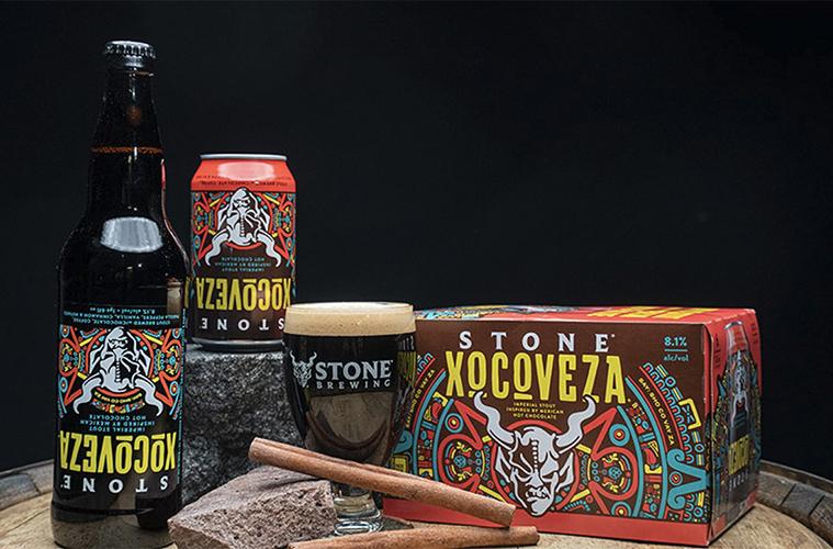 Stone Releases Xocoveza Mocha Stout 2020 Nationwide - Tenemu in Turning Stone October Calendar 2022
