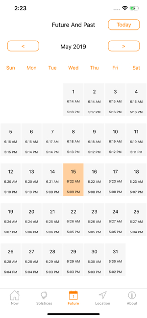 Sunrise Sunset Tableszip Code | Decoration Jacques Garcia throughout Sunrise Sunset Chart By Zip Code