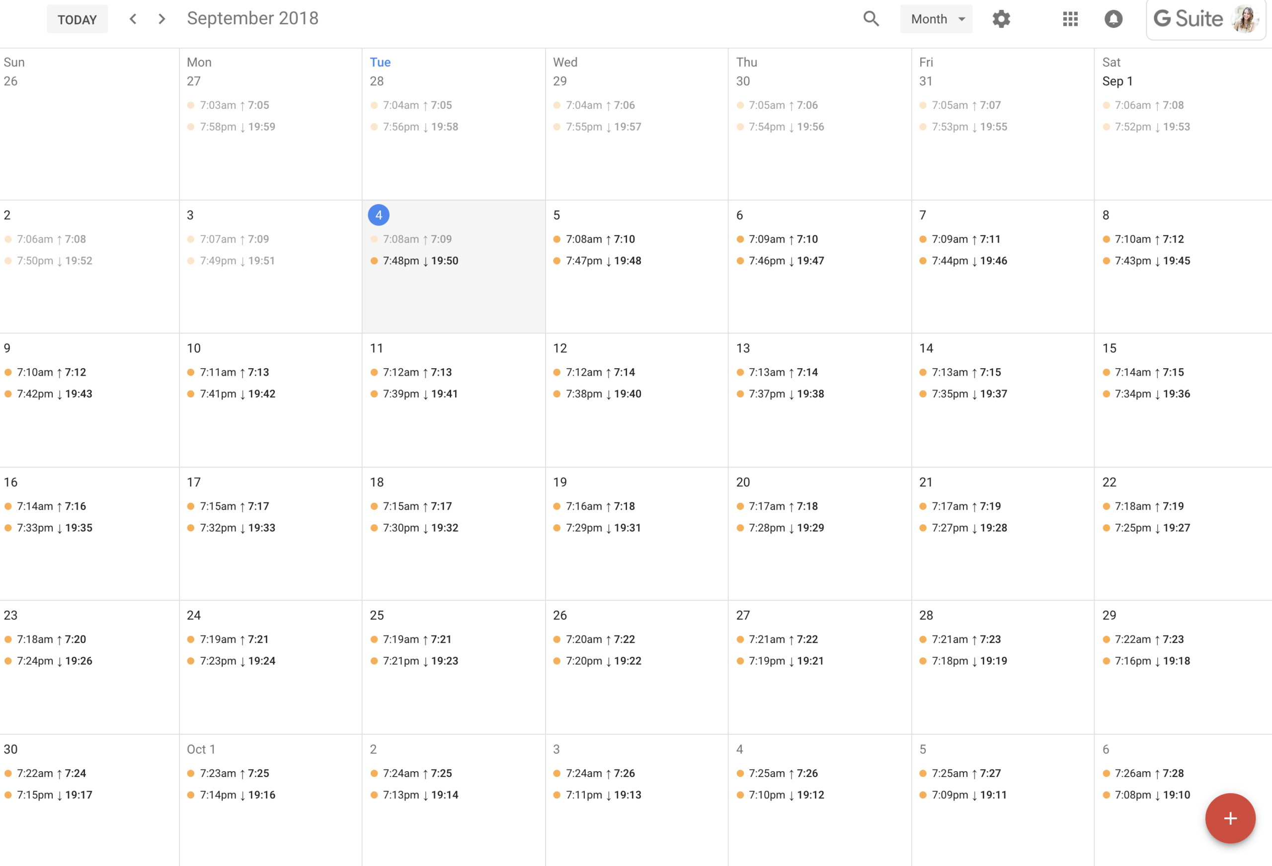 Sunset Calendar 2021 | Calendar Page inside 2022 Sunrise And Sunset Calendar