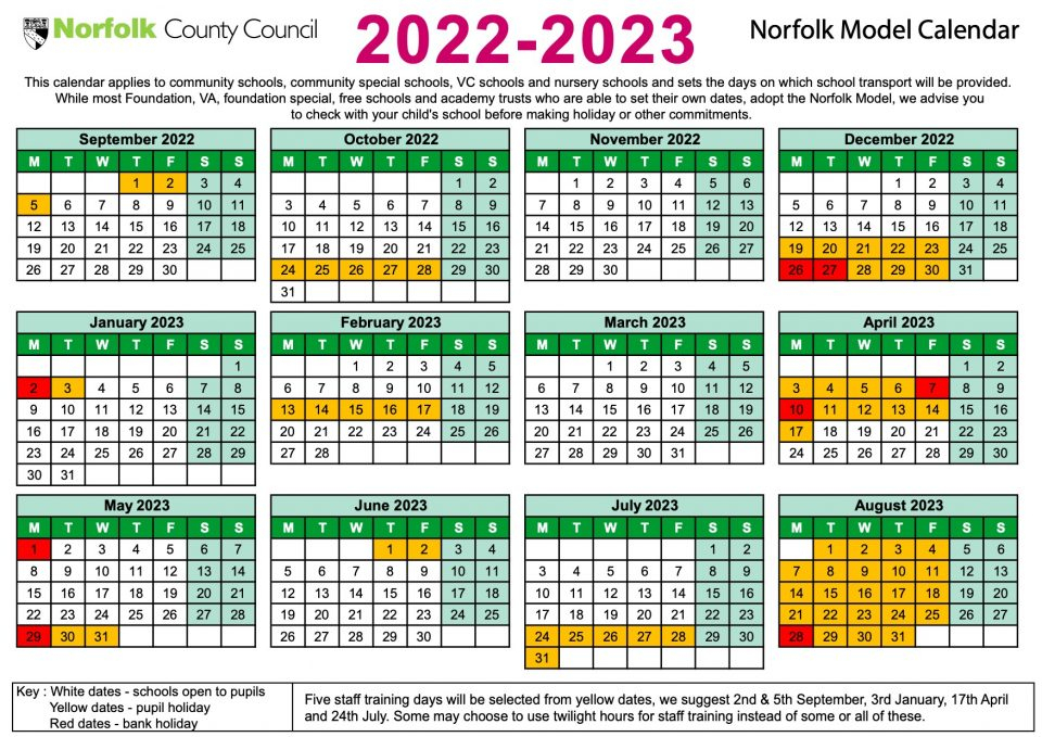 Term Dates - Buxton Primary School pertaining to 2022 Monterey County Schedule