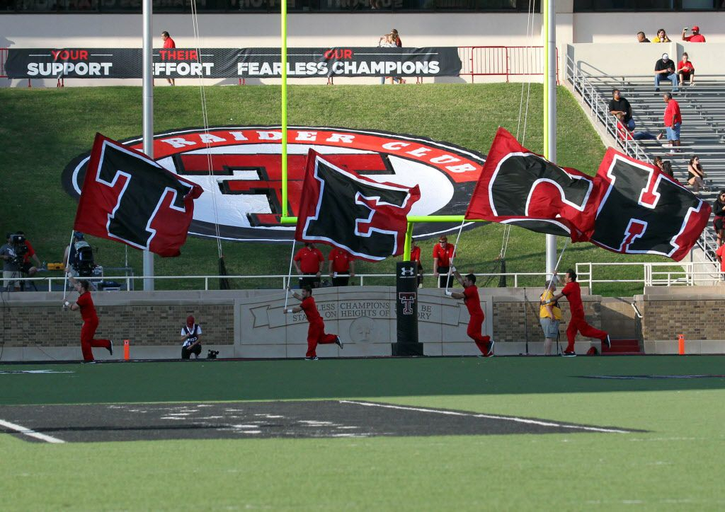 Texas Tech Adds Future Home-And-Home Series With North for Texas Tech 2022 Holiday Schedule