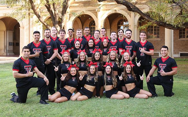 Texas Tech Co-Ed Cheerleaders | Texas Tech Spirit Program | Center For Campus Life | Ttu with regard to Texas Tech Academic Calendar