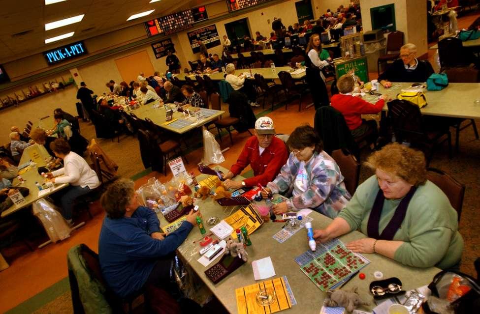 The Call Of Bingo Fades inside Turning Stone Bingo Games For Oct.24