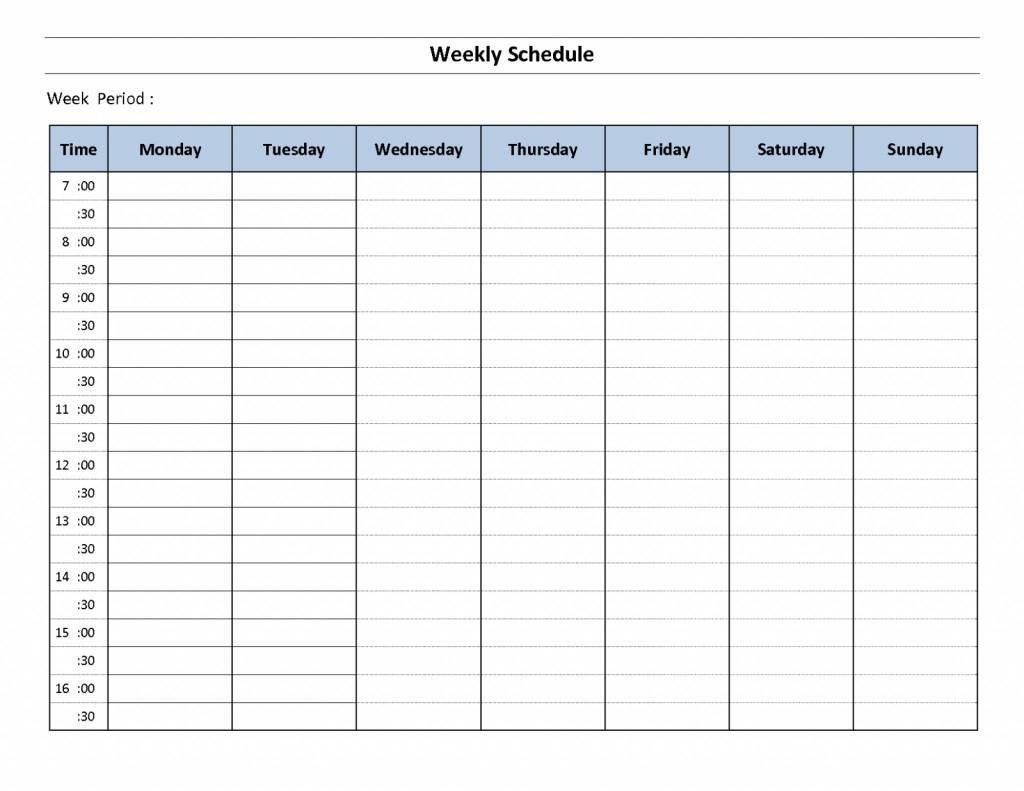 Time Slot Template Schedule Excel - Calendar Inspiration with Turn Excel Spreadsheet Into Calendar