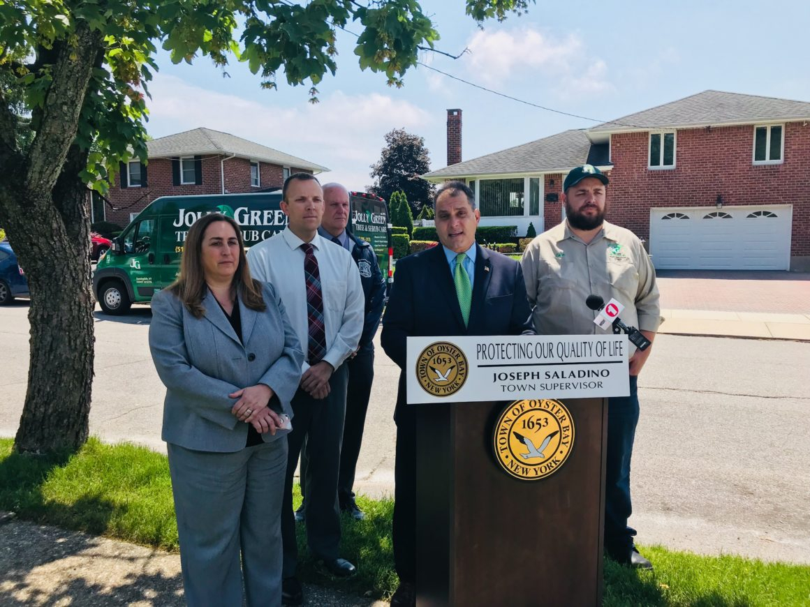 Town Announces Crackdown On Uninsured And Unlicensed pertaining to Town Of Oyster Bay Sanitation Calendar 2022