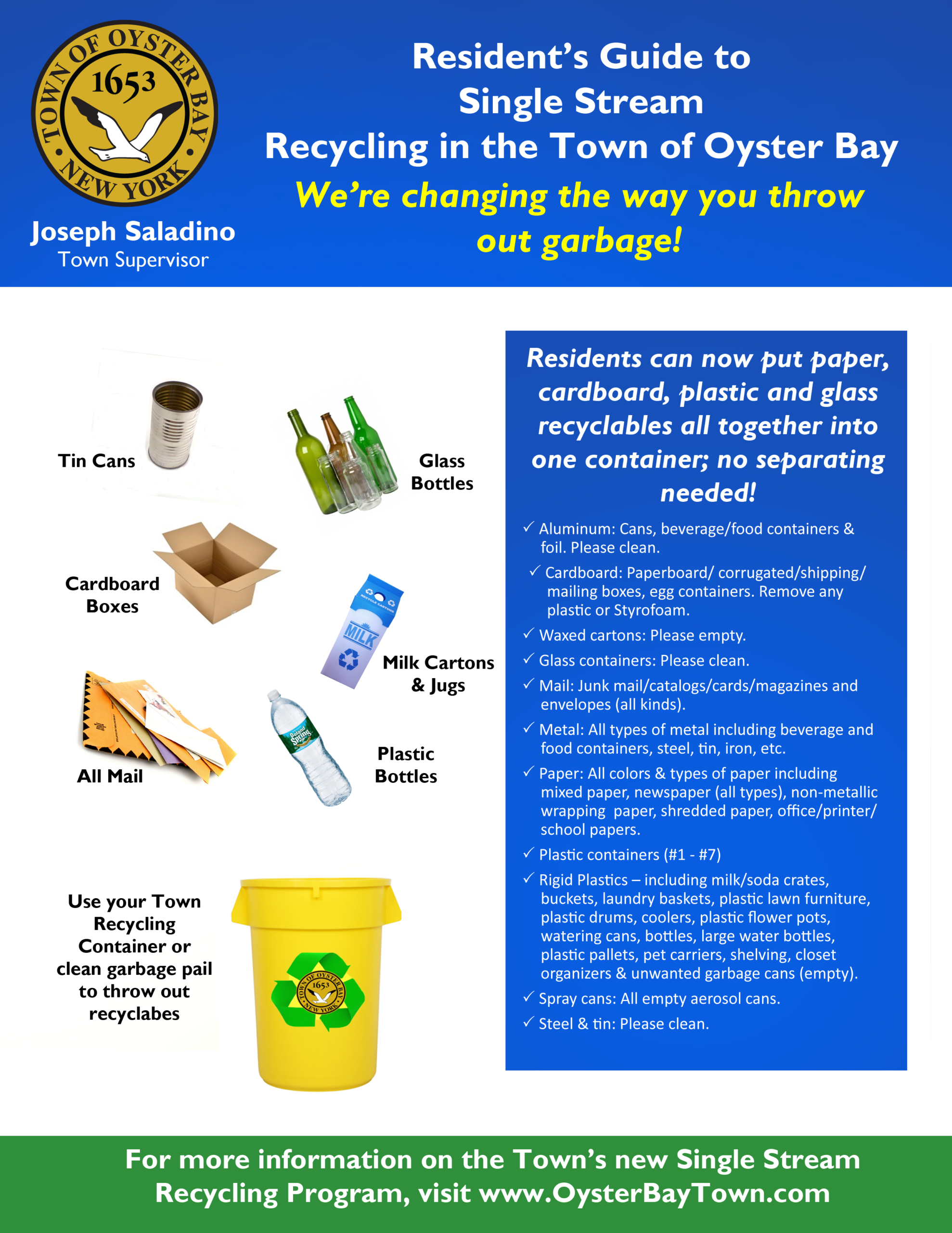 Town Oyster Bay Sanitation Calendar   Printable Calendar intended for Town Of Oyster Bay Sort Schedule