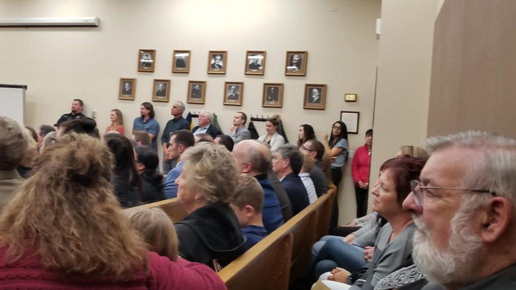 Travis Brandt Sworn In As Chelan County Superior Court within Wake County District Court Calendar