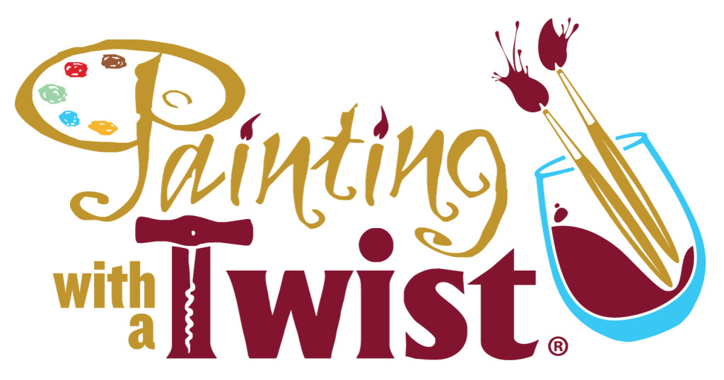 Twisting Is Up With Rru (Painting With A Twist) - Red throughout Painting With A Twist Calnder