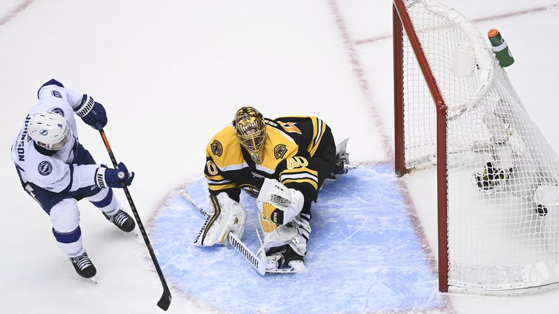 Tyler Johnson'S Late Goal Lifts Lightning Over Bruins for Tampa Bay Performing Arts Calendar