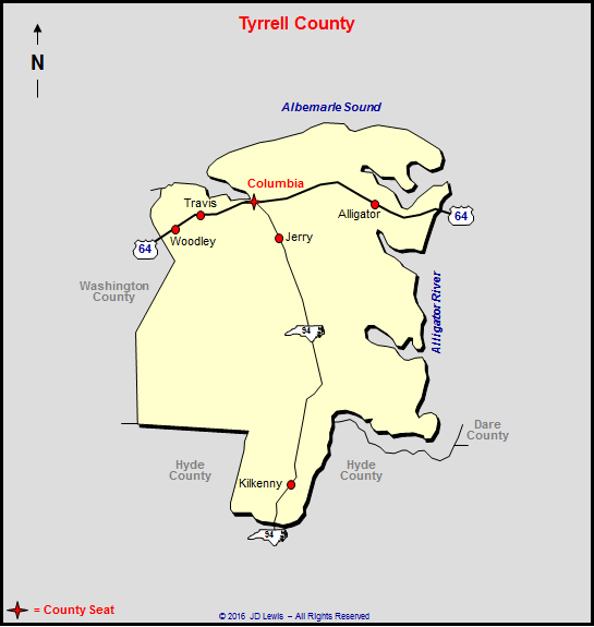 Tyrrell County, North Carolina intended for Nc Court Dates By Name