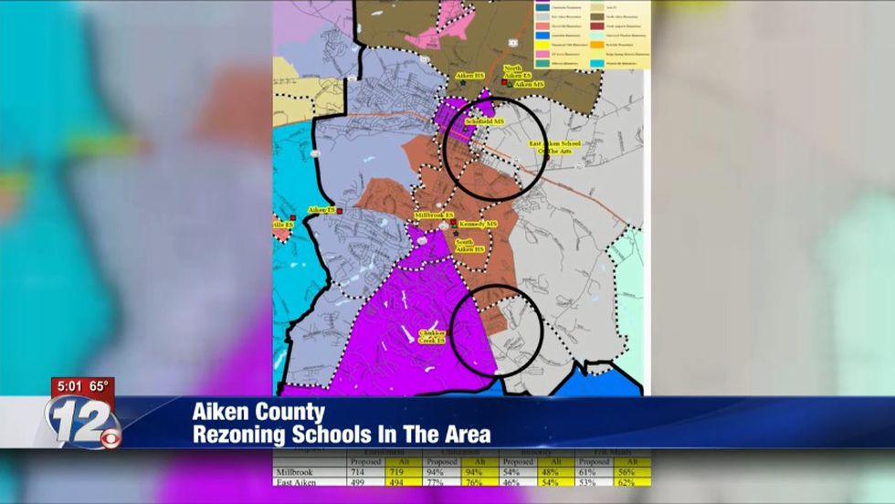 Update | Aiken County School Board Passes All Area School for Aiken County School Calendar