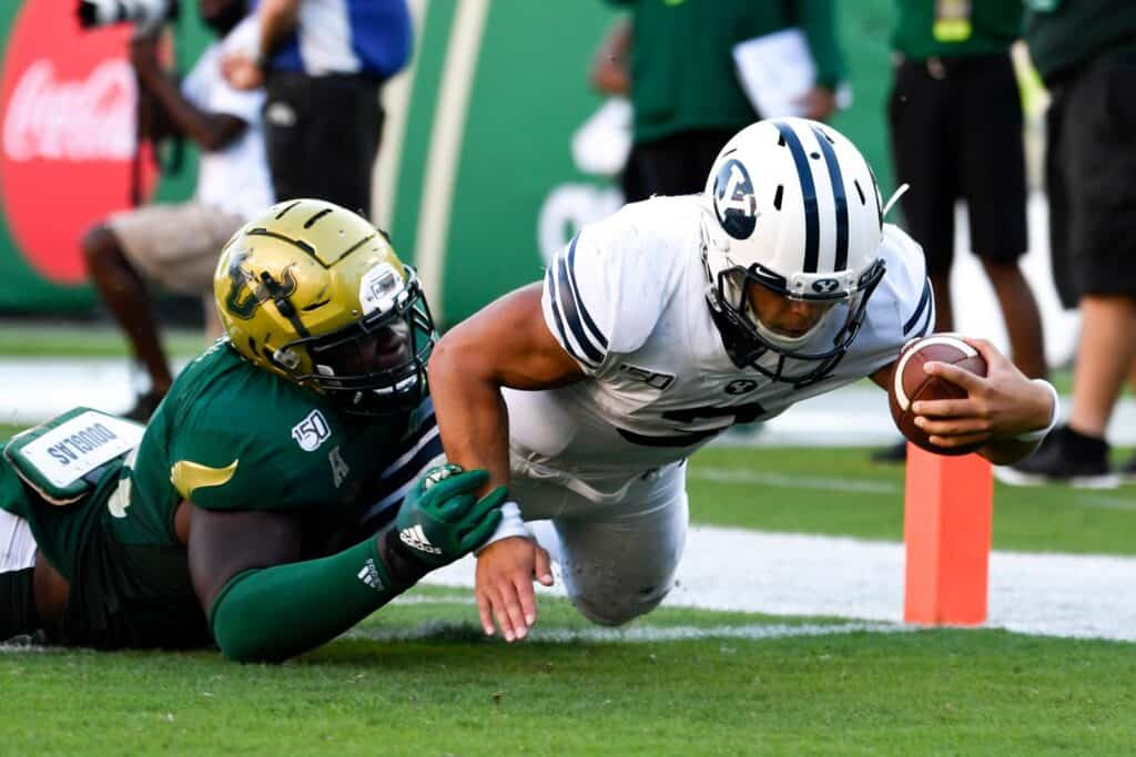 Usf, Byu Schedule Home-And-Home Football Series For 2022, 2023 inside Tampa Bay Downs 2022 Schedule