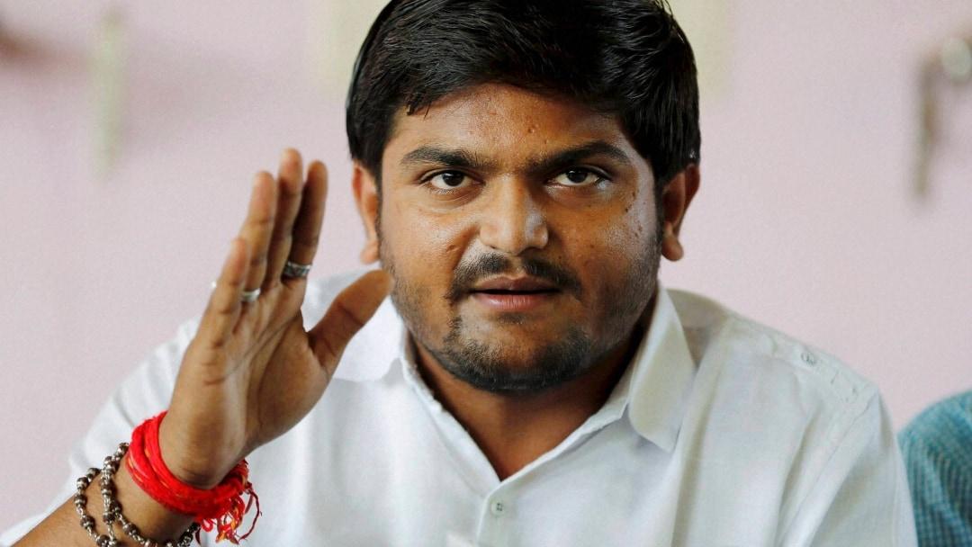 Vandalism Case: Arrest Warrant Against Hardik Patel with regard to Court Bail Out Citing Calendar