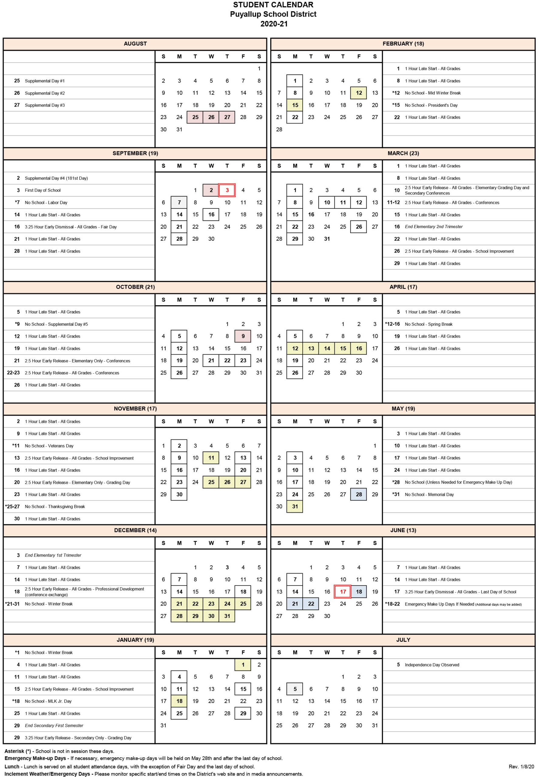Wake Tech 2021 Calendar | Printable Calendar 2020-2021 intended for Nc Court Calendar Search By Name