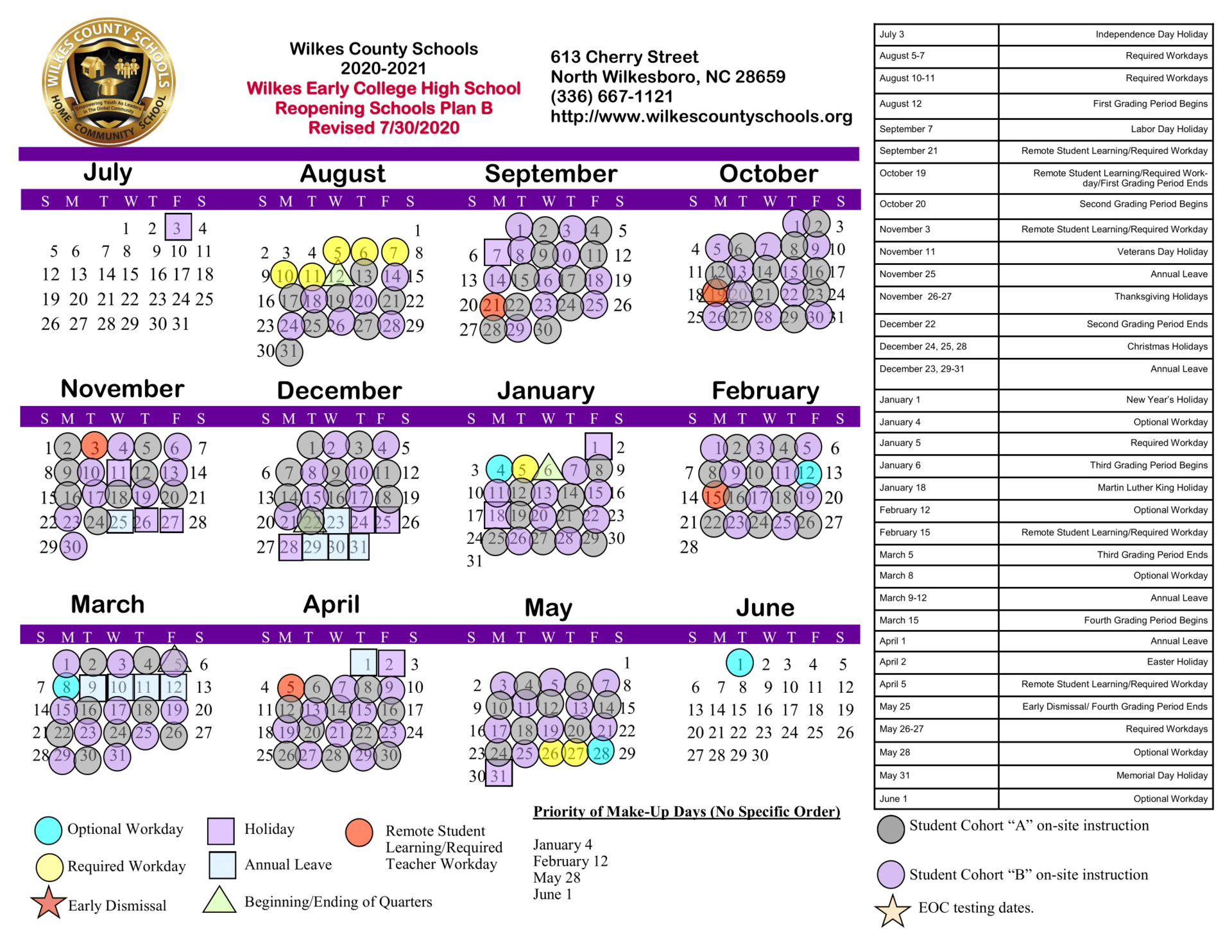 Wcs Calendar 2021 2022 | Printable March for 2022 Monterey County Schedule