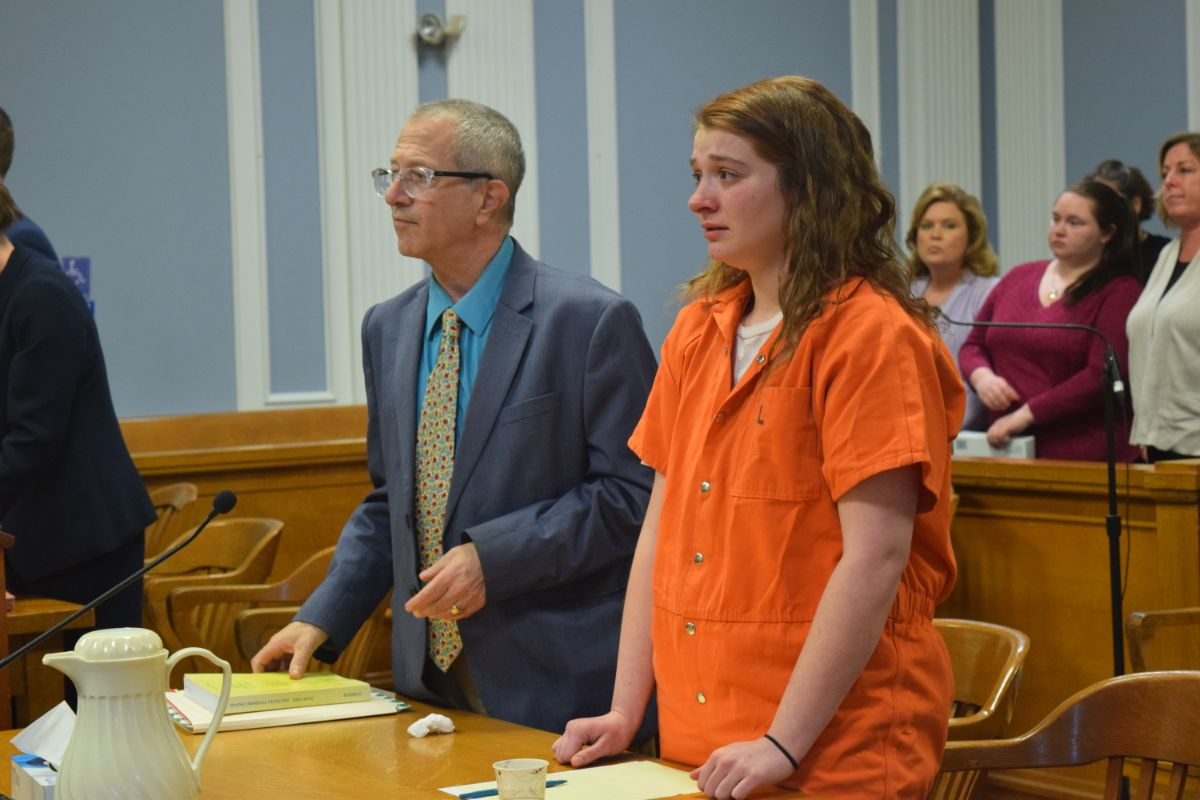 Woman Accused Of Killing Toddler Held Without Bail - The throughout Court Bail Out Citing Calendar