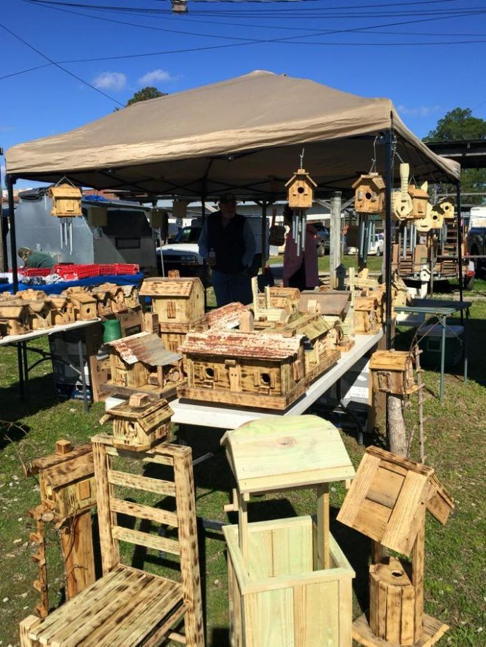 You Could Easily Spend All Weekend At This Enormous pertaining to Ripley Ms Trade Days