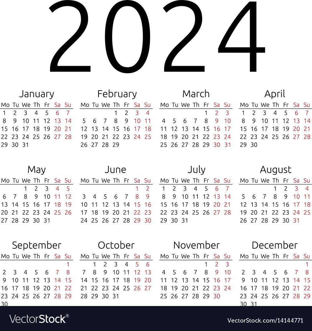 20+ Calendar 2021 To 2024 - Free Download Printable with 4 5 4 Retail Calendar 2022 2023