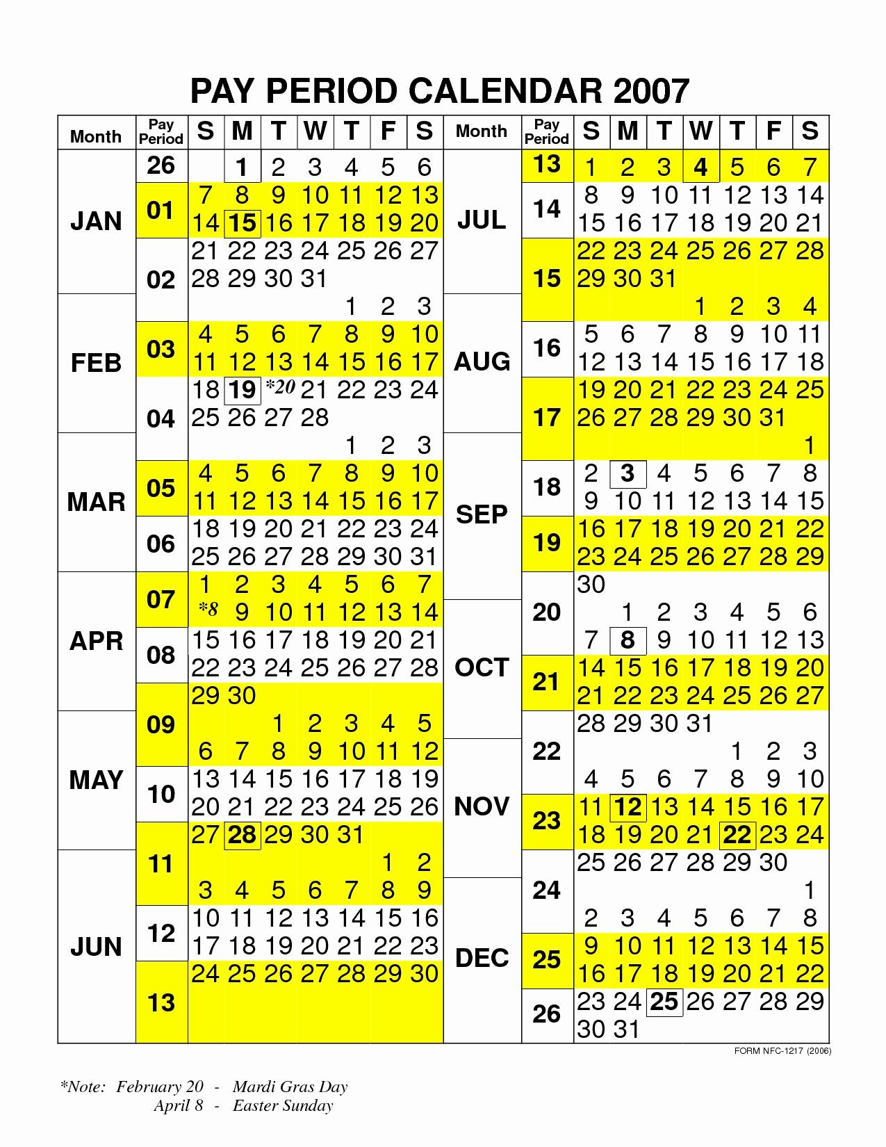 2020 Payroll Calendar Nfc | Payroll Calendar 2021 pertaining to 2022 Federal Payroll Calendar Printable