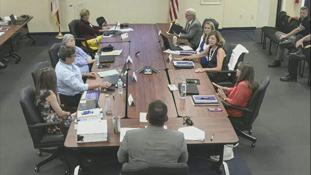 Clay County School Leaders Clash Over Sales Tax Resolution for Clay County Florida School Schedule