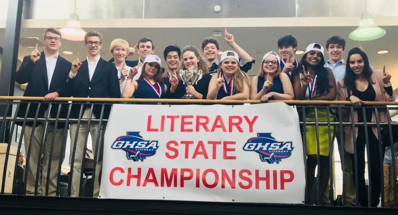 Congratulations To The 2018 State Literary Champions regarding Houston County Schools Georgia Calendar