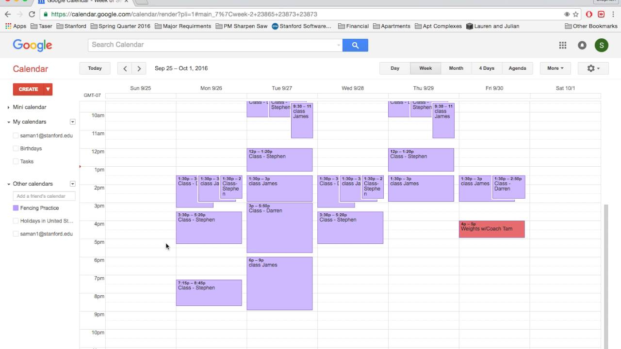 How To Add An Event To A Shared Google Calendar - Youtube with regard to Add Sunrise And Sunset To Google Calendar