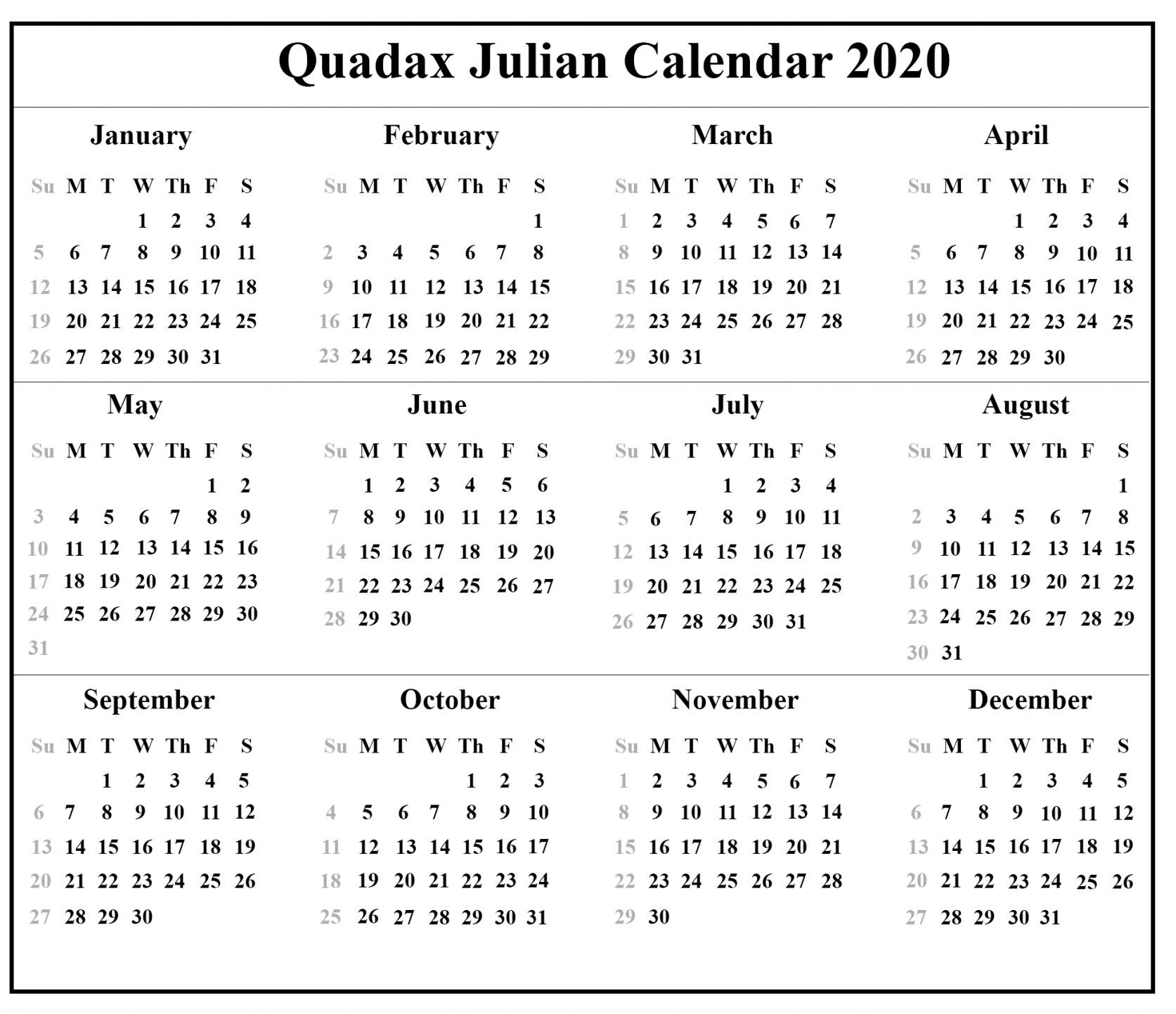 Julian Date Conversion 2021 | Printable Calendar 2021-2022 with Free Printable Julian Date Calendar 2022