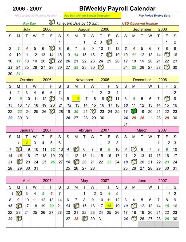 June 2019 - Page 3 - Template Calendar Design within 2022 Federal Payroll Calendar Printable