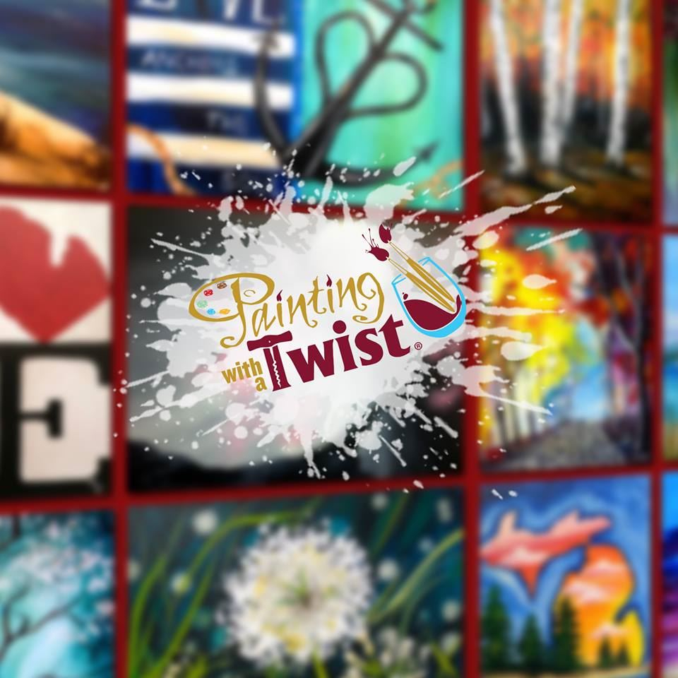 Painting With A Twist with regard to Painting With A Twist Calender