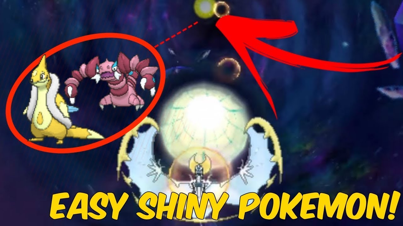 Shiny Hunting Guide! Ultra Wormhole And Sos Chaining pertaining to Hunting Moon Guide Chart