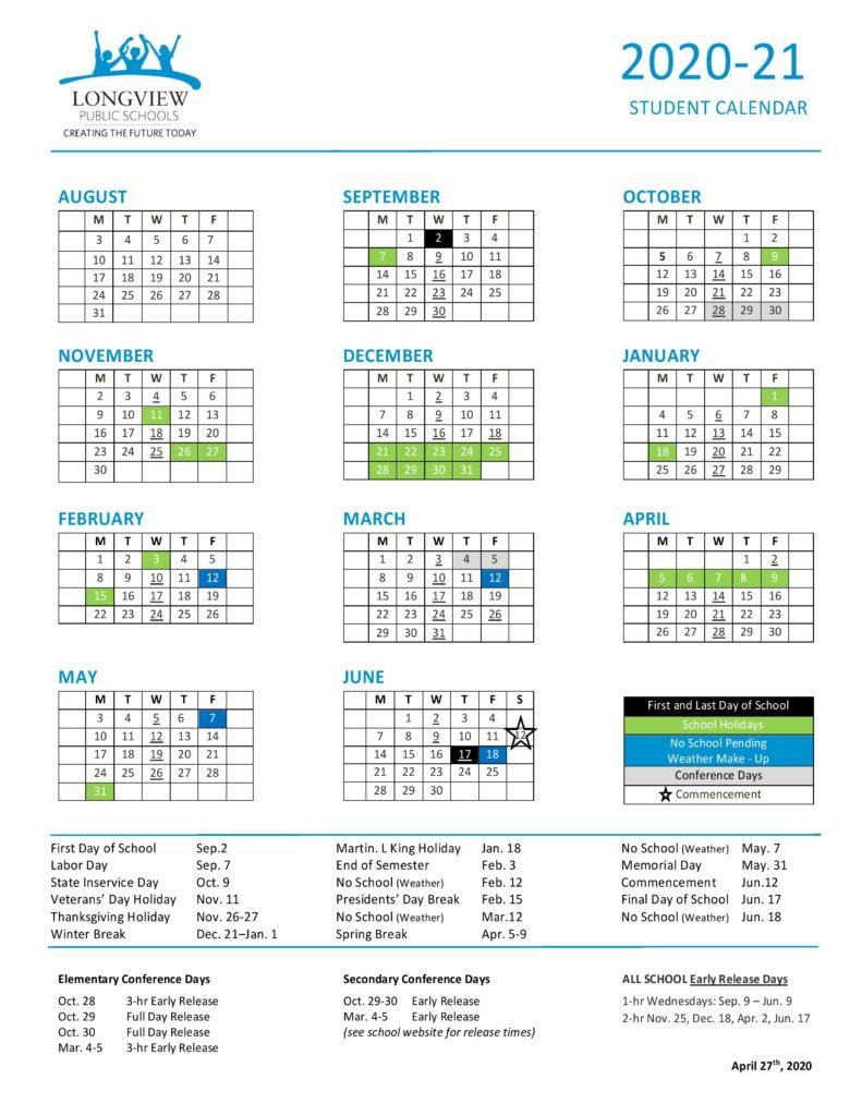 St Helens School District Calendar | Printable Calendar with Mifflin County School District Calendar