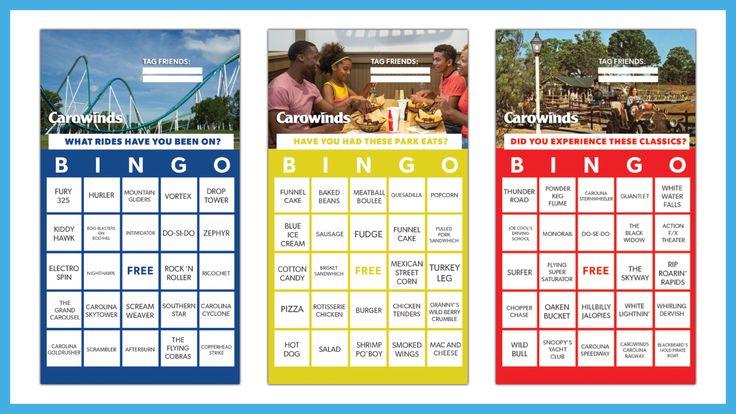 Turning Stone Bingo Calendar 2021 November | Turning Stone in Turning Stone Bingo Calendar