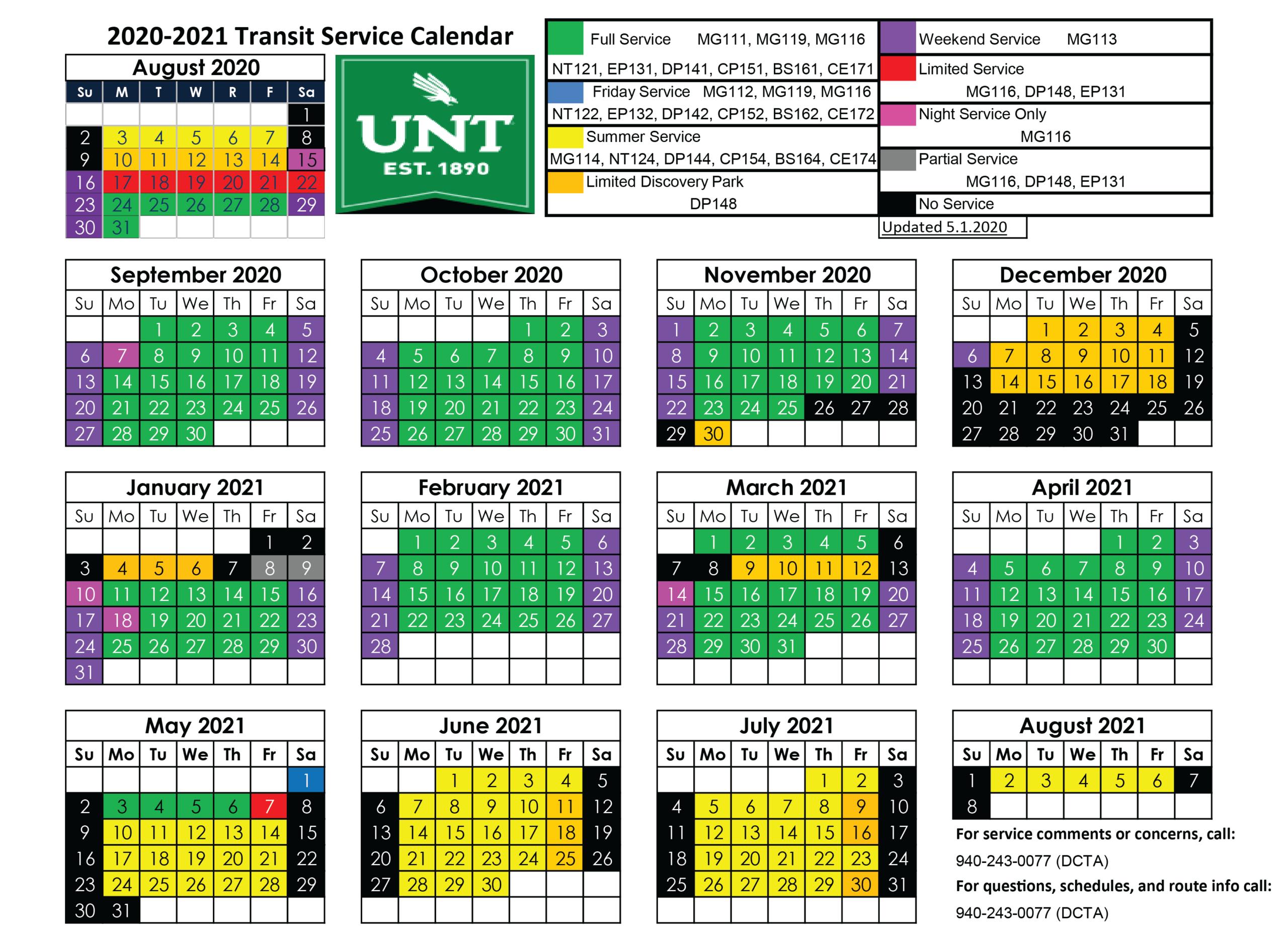 Unt 2021 Spring Final Calendar | Printable March inside 1St Monday Canton Texas 2022 Calender