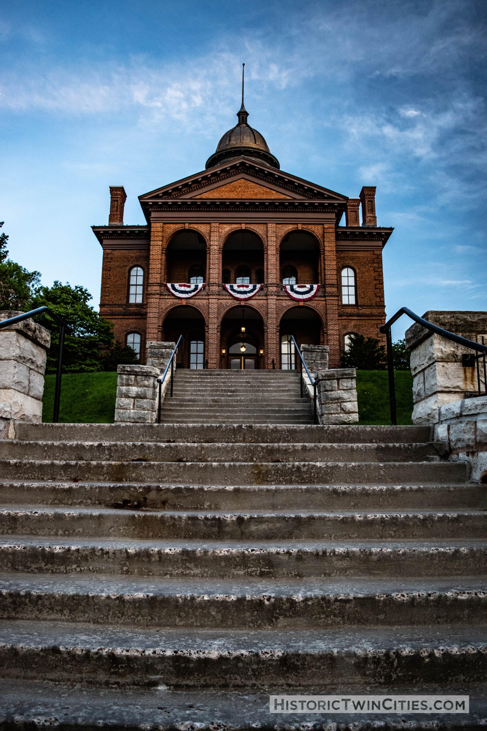 Washington County Historic Courthouse - Historic Twin Cities inside Court Calendar For Washington County Minnesota