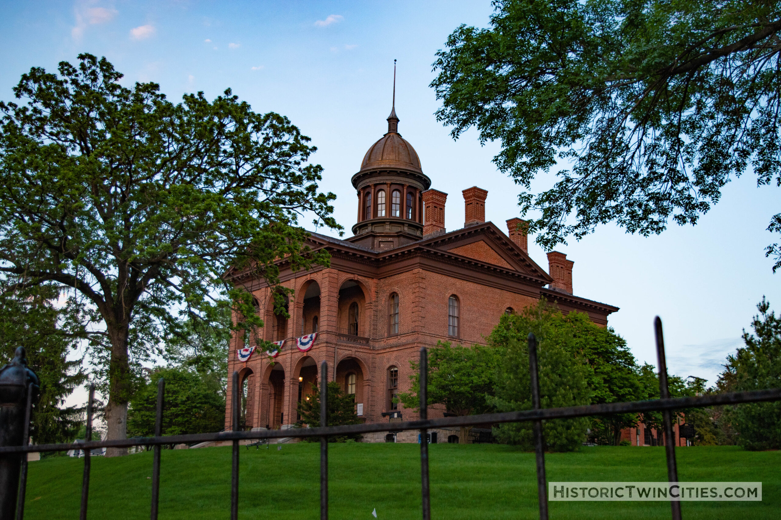 Washington County Historic Courthouse - Historic Twin Cities intended for Court Calendar For Washington County Minnesota